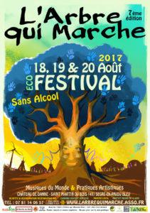 AFFICHE-L'Arbre qui Marche-2017